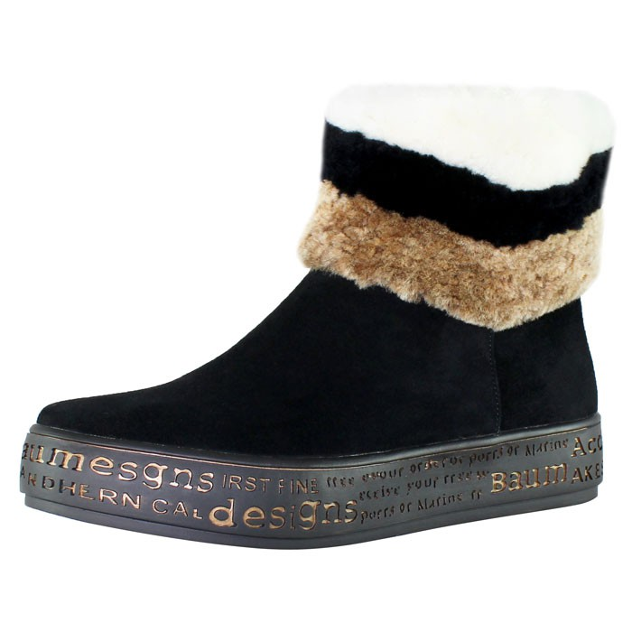 50% reducere cel mai bine vândut stiluri noi Ghete piele naturala dama - negru, Epica - iarna - JZ8945-R37-2-01 ...