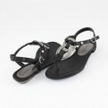Sandale dama - negru, Marco Tozzi - 2-28109-22-Black