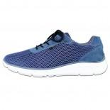 Pantofi sport barbati - albastru, Waldlaufer - 953001-208-206-Haris