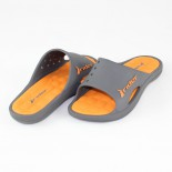 Papuci - gri, portocaliu, Rider - 80590-Grey-Orange