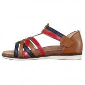 Sandale piele naturala dama maro Remonte R2756-23-brown-combination