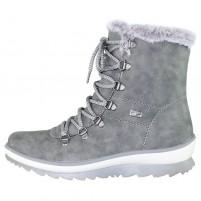 Ghete dama gri Remonte iarna R8472-45-Grey