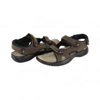 Sandale piele naturala maro Marco Tozzi 2-48400-24-Mocca