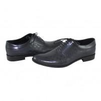 Pantofi eleganti piele naturala barbati bleumarin Conhpol C00C-3885-0025-X8S01-Navy-Blue