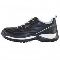 Pantofi piele naturala sport barbati negru Bit Bontimes B538TOM-Negru