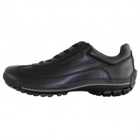 Pantofi piele naturala sport barbati negru Bit Bontimes B87217Ford-Negru