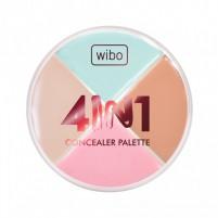 palomashop-ro-wibo-paleta-corectoare-4-in-1-concealer-palette
