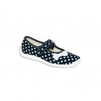Pantofi sport copii fete albastru Zetpol Z-JULIA5947-25-Albastru
