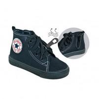 Pantofi sport copii negru Zetpol Z-JULEK3066-20 -Negru