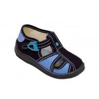 Pantofi sport copii bleumarin albastru Zetpol Z-KAJA5763-18-Albastru