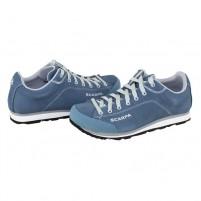 Pantofi piele intoarsa sport albastru Scarpa 32648-350-Margarita-Jeans