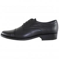 Pantofi eleganti piele naturala barbati negru Pieton SIR-ADI-Negru