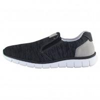 Pantofi sport barbati negru Rieker B8752-42-Black-combination