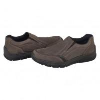 Pantofi piele naturala barbati maro Rieker 16963-25-Brown