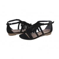 Sandale piele naturala dama negru s.Oliver 5-28112-26-001-Black