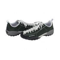 Pantofi piele intoarsa sport verde Scarpa Mojito-32605-305-Pine