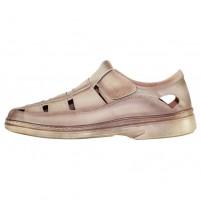 Pantofi piele naturala barbati bej Nicolis 70864-Bej