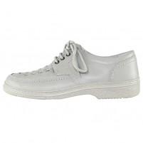 Pantofi piele naturala barbati gri Otter 27823V-Gri