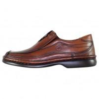 Pantofi piele naturala barbati maro Gitanos 221-MaroP