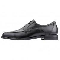 Pantofi piele naturala barbati negru Waldlaufer relax confort ortopedic 319004-149-001-Henry-Schwarz