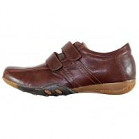 Pantofi piele naturala dama maro Nicolis 14675-Maro