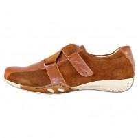 Pantofi piele naturala dama maro Nicolis 14675-Maro-VE