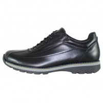 Pantofi piele naturala sport barbati negru Bit Bontimes B635WELT-Negru