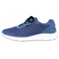 Pantofi sport barbati albastru Waldlaufer 953001-208-206-Haris