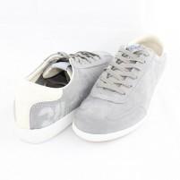 Pantofi sport s.Oliver Light Grey din piele intoarsă