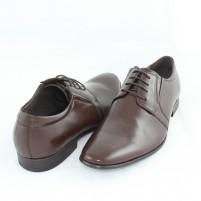 Pantofi eleganti piele naturala barbati maro Saccio GX389-80A-Coffee