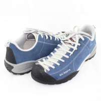 Pantofi piele intoarsa sport albastru Scarpa Mojito-32605-350-Ocean