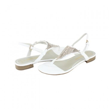 Sandale dama alb Marco Tozzi 2-28121-24-White