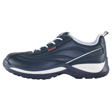 Pantofi piele naturala sport bleumarin Bit Bontimes B538Tom-Albastru