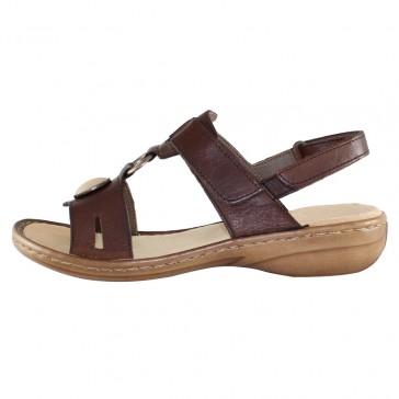 Sandale dama maro Rieker 60874-26-Brown