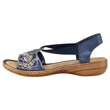 sandale-dama-bleumarin-Rieker-608b9-12-blue