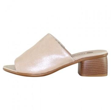 Sandale piele naturala dama roz Remonte toc mediu R8752-31-Rosa