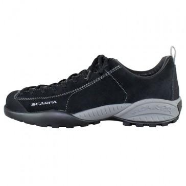Pantofi piele intoarsa sport barbati negru Scarpa 32605-100-Mojito-Leather-Black