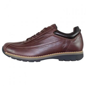 Pantofi piele naturala sport barbati maro Bit Bontimes B635WELT-MaroTDM
