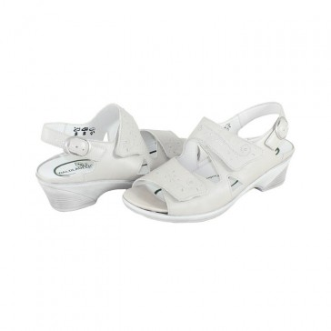 Sandale piele naturala dama gri Waldlaufer 653002-682-959-Kirbie