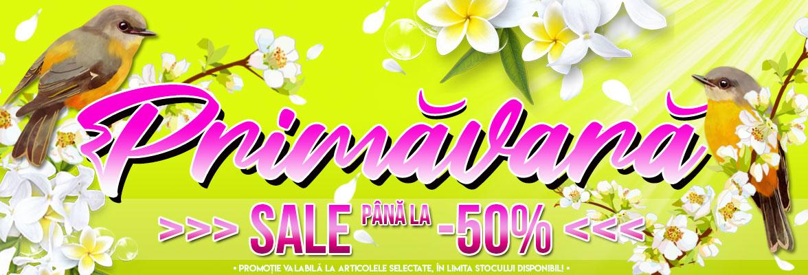 Primavara Sale PalomaShop.ro slider image