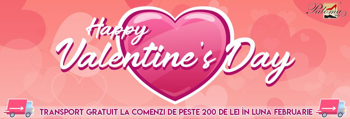 Valentins Day PalomaShop slider image